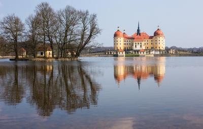 Schloss Moritzburg bei Dresden 5