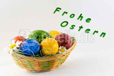 Frohe Ostern 3