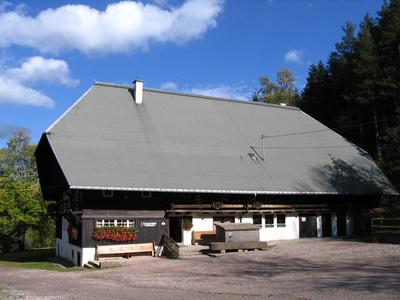 Schwarzwaldhof bei Hornberg