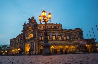 Dresden, Semper-Oper 02