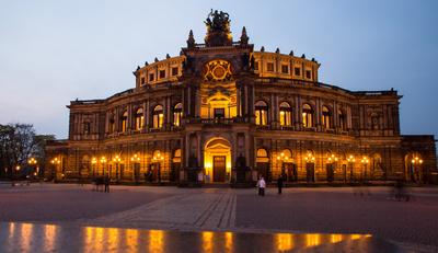Dresden, Semper-Oper 03