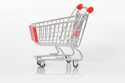 Einkaufswagen II