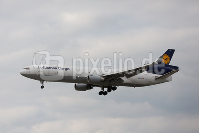 Lufthansa Cargo MD-11F D-ALCS