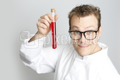 Chemiker IV (Portrait)