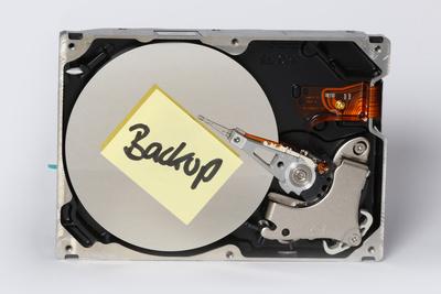Backup Festplatte