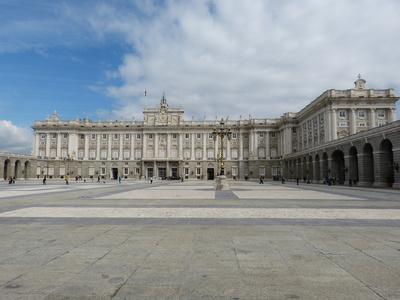 Madrid: Königspalast
