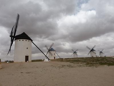 Windmühlen von Don Quijote