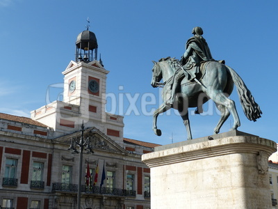 Madrid: Plaza del Sol