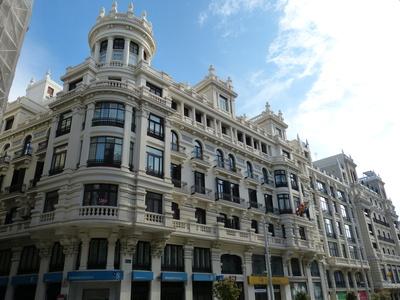 Madrid Zentrum