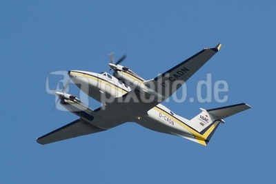 ADAC Ambulance - Beech B300 Super King Air 350