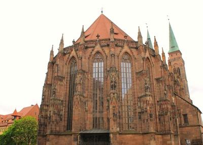 Nürnberg, Sebalduskirche 01