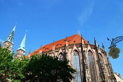 Nürnberg, Sebalduskirche 03