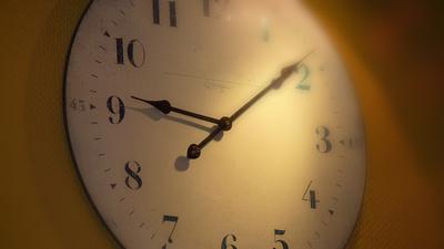 Wenn die Zeit verschwimmt