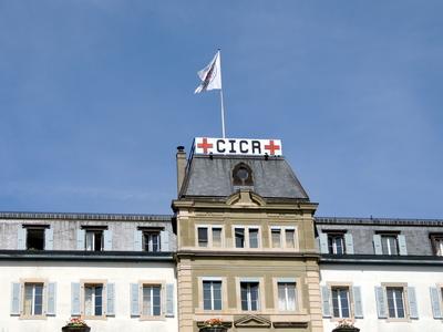 Das IKRK in Genf