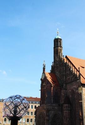 Nürnberg, Frauenkirche 01