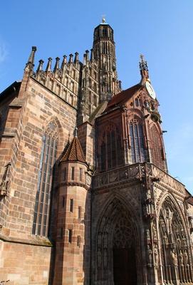 Nürnberg, Frauenkirche 07