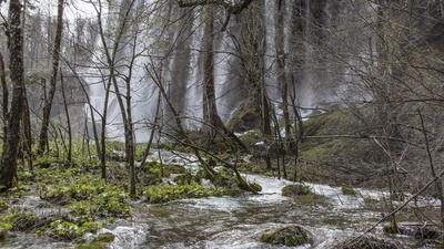 Plitvicer Wasserfall