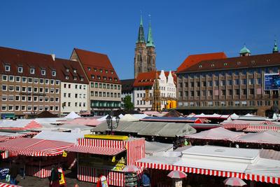 Nürnberg, die zweigroesste Stadt Bayerns 01