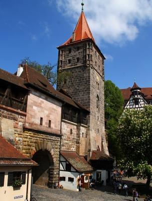 Nürnberg, die zweitgroesste Stadt Bayerns 06