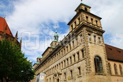 Nürnberg, die zweigroesste Stadt Bayerns 06