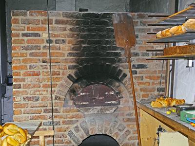 In der Steinofenbäckerei