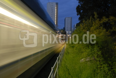 Strassenbahn - Tram Bern West