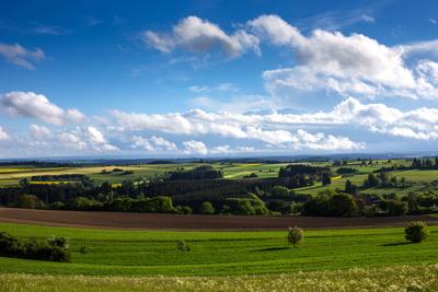 Wolken - Landschaft