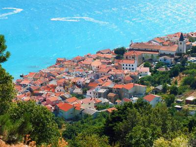 Kroatien wie im Katalog (Baška)