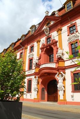Erfurt - Kurmainzische Statthalterei 01