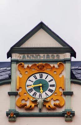 Die Uhren Erfurts 01