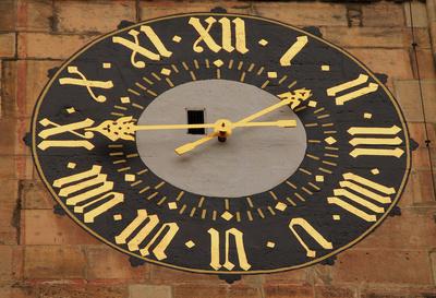 Die Uhren Erfurts 03