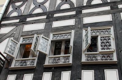 Erfurter Fassadenansichten 05