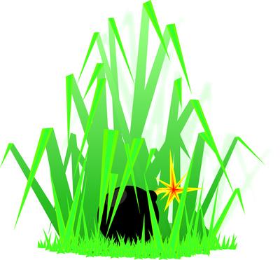 Soll man Gras über eine Sache wachsen lassen?