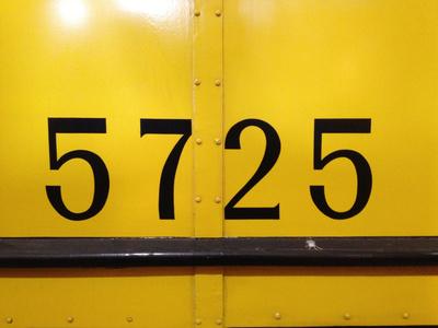 5725 Busnummer Technikmuseum Berlin