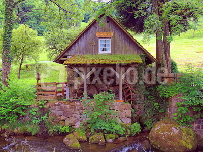 Rainbauernmühle im Achertal