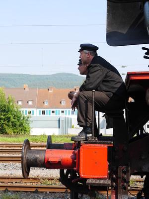 """"""" Wo ist unser Zug? """""""