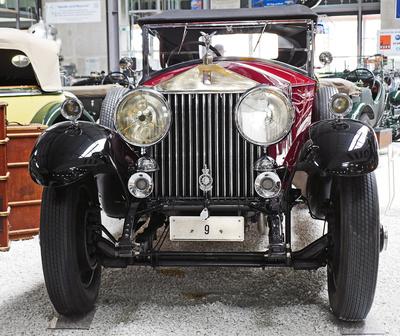 Rolls Royce Phantom I . .. .