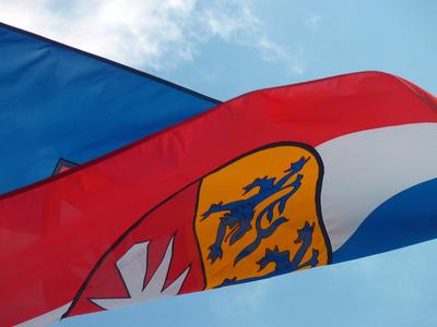 Fahne Schleswig-Holstein