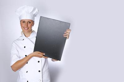 Die Köchin empfiehlt
