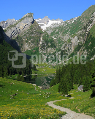 Wandern im Alpsteingebiet