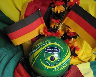 Deutschland hat den Pokal in Brasilien geholt