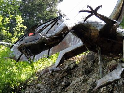 Der Schwarzsee-Drache 2