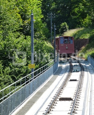 Historische Bergbahn