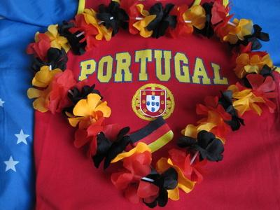 Deutschland und Portugal