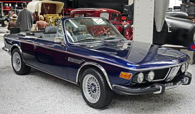 Rassiger BMW