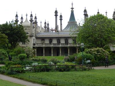 Royal Pavillon in Brighton