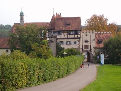 Schloss bei Bad Säckingen