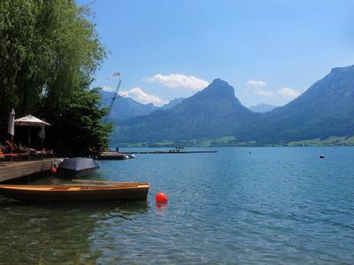 Urlaub geniessen am Wolfgangsee