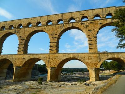 Pont du Gard - Weltkulturerbe - Provence