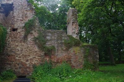 Ruinmauer Rauschenberg